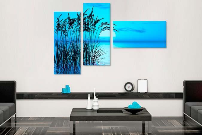 Tablouri canvas pentru living