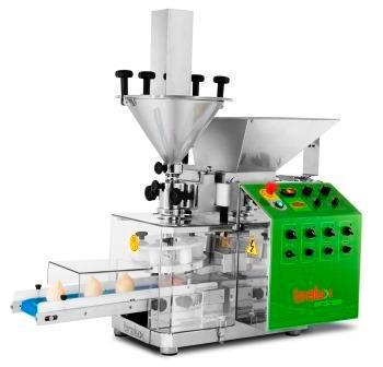 Kibbeh Machine - Encrusting and filling Machine
