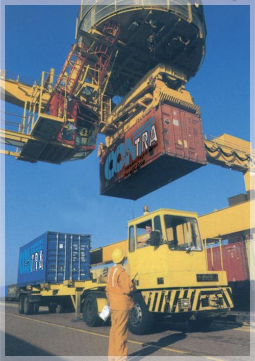 CON-TRA S.p.a. trasporti internazionali