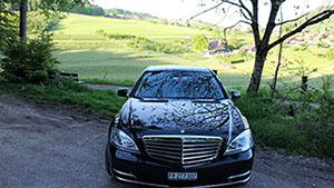 Have a smooth ride with Mercedes S Class