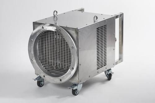 Industrie-Lufterhitzer