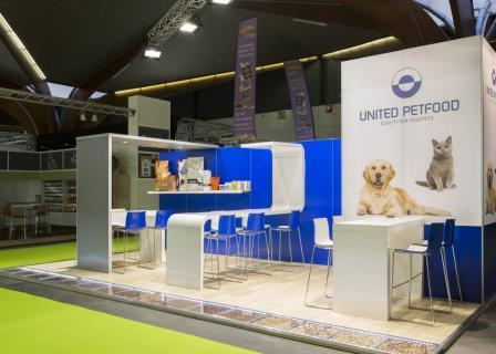 Stand op Anido Interzoo
