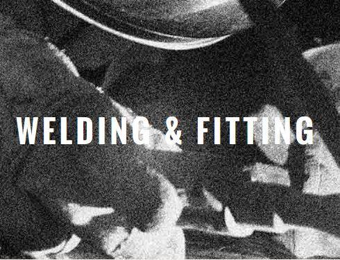 • Highly qualified welding specialists