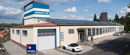 Sitz der Wempe Elektronic GmbH