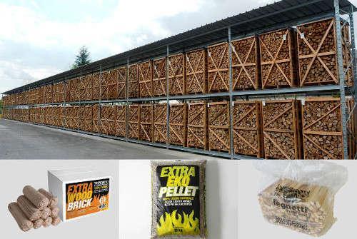 Pellet - Woodfuel - Briquettes - Kindling
