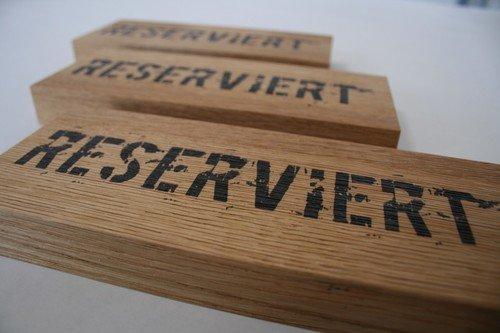 UV Druck auf Holz