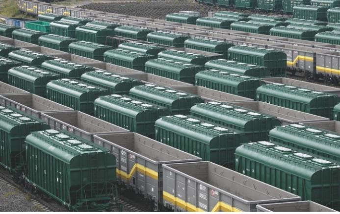 Sale and rental of any railway cars. 500