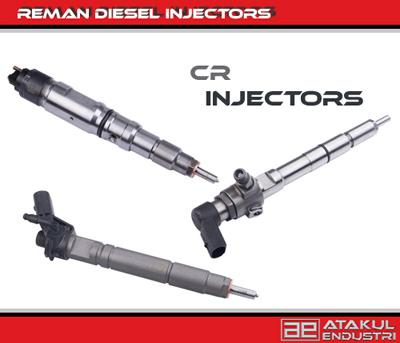 Common Rail Injectors