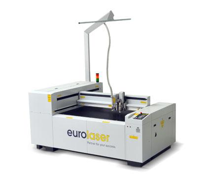 "The laser cutting system M-800 with a processing area of 1330 x 830 mm (52.3"" x 32.6"") is well-prepared for all applications in the fields of laser cutting and engraving of wood, MDF or plywood."