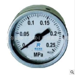 40 Small Stainless Steel Obturation type Pressure Gauge