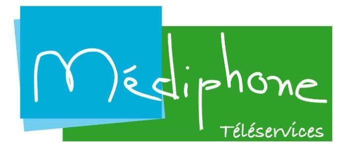 Logo MEDIPHONE TELESERVICES