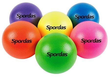 Spordas Neon Colored Foam Balls