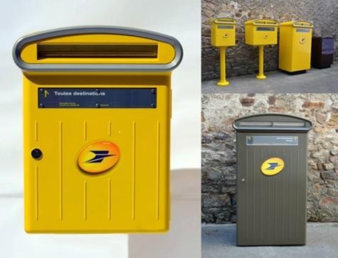 Fonderie Dejoie fournit les boîtes aux lettres aluminium de La Poste depuis 1949. Les boîtes aux lettres aluminium peuvent être personnalisées pour une distribution en France et à l'international.