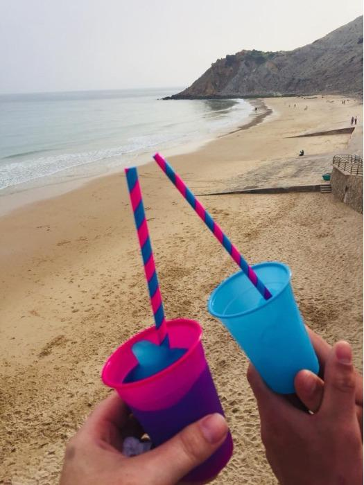 Seaside Slushie