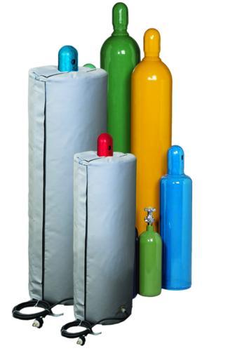 Gasflaschenheizung