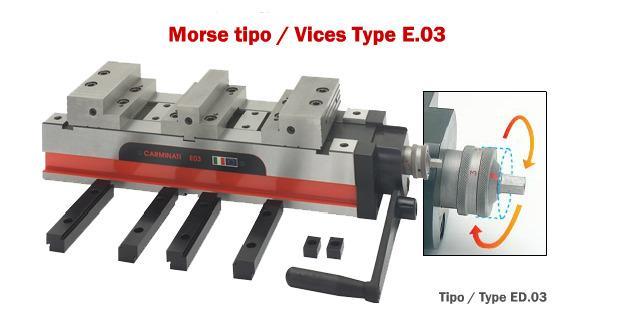 MORSE TIPO - TYPE E.03