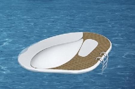 FLOATING ISLANDS - FLOATING PLATFORM - PARADISLAND - CHILL - OUT