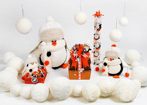 Christmass decoration & packaging