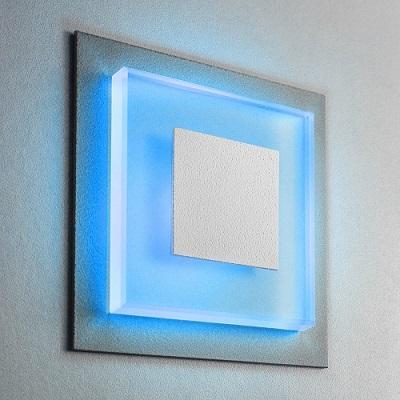 LED Glass Wall Lights