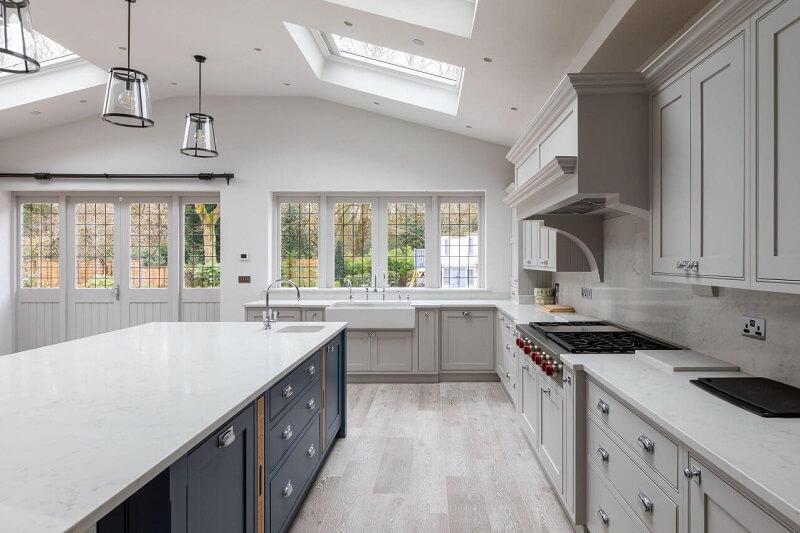 Kitchen extension North London