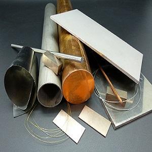 Sondermetale und Refraktär Metalle in verschiedenen Formen und Abmessungen sind bei uns erhältlich.