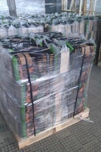 Firewood pallet