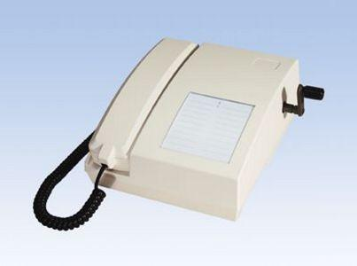 Der Fernsprecher OB 92 ist als Telefon konzipiert, das unabhängig von einer fremden Stromversorgung betrieben werden kann (Ortsbatteriebetrieb / Notbetrieb).
