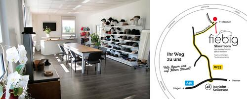 Showroom in Iserlohn