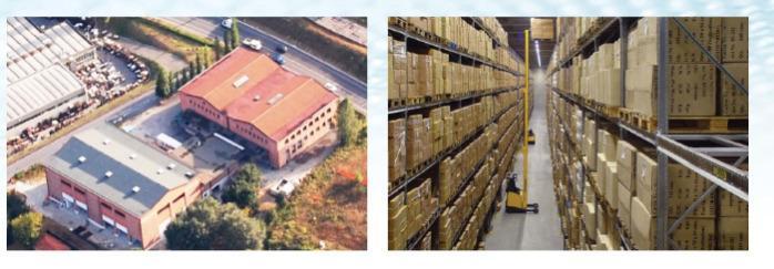 Firmensitz Italien