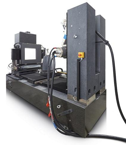 The Y.CT Modular is an x-ray inspection machine with computed tomography manufactured by Yxlon. It functions to cover wide spectrum of CT applications.
