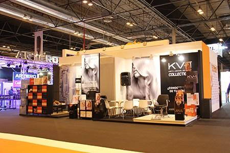 Our stand in the Madrid Salón Look 2015