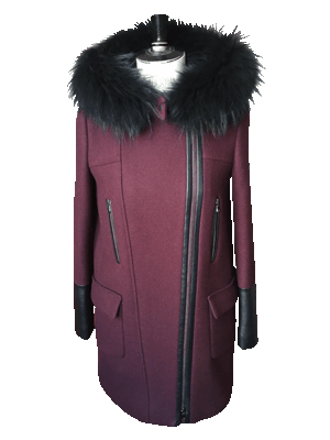 Production of coats in UKRAINE.