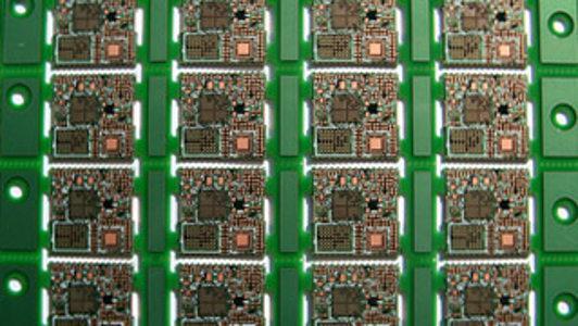 DSB-zweiseitige Leiterplatten