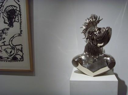 Sculpture de Matthieu Faury