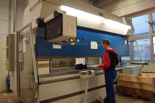 CNC Biegemaschine