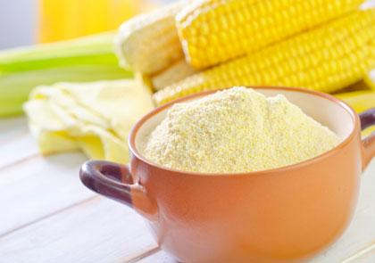 Maize flour obtained from degerminated maize milling,without addition of flours from degermination process.No impurities or mixtures of other flours.Used at bakeries,colorings,baby food,etc...