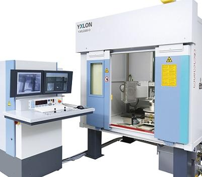 The Y.MU2000-D is a universal X-Ray system that allows optimal use to be made of the Y.MU2000-D inspection envelope and permits large parts to be inspected at a low space requirement.