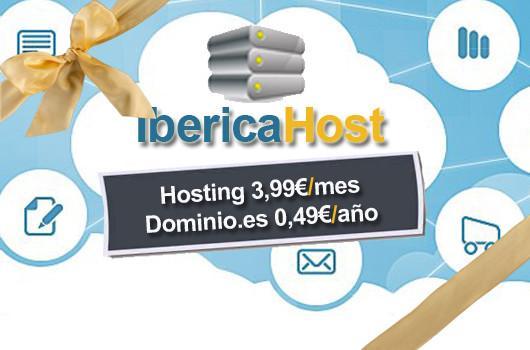 Tu alojamiento web ilimitado por tan solo 3,99€/mes.