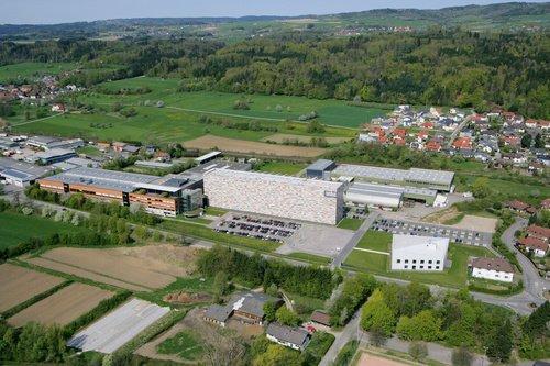Sedus Stoll AG in Dogern / Lufbild