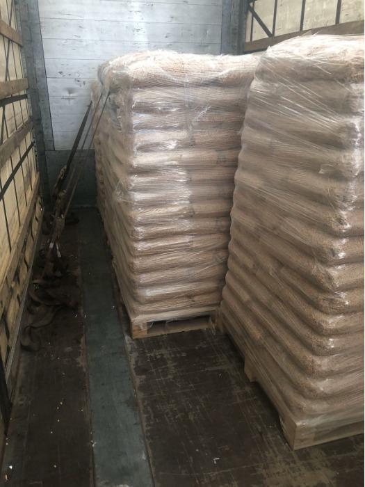 Wood Pellets 6mm Pine