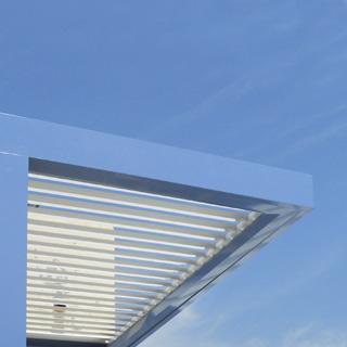 Pergolas Bioclimaticas de Aluminio