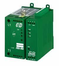 24V to 600VAC Supply, DC Logic, 4-20mA, 0-10V DC Linear inputs or 10K potentiometer input.