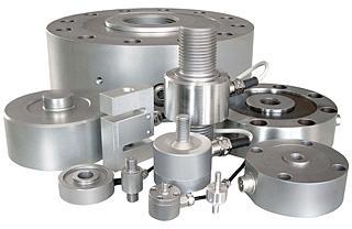 Verschiedene Arten von Kraftsensoren: Zugkraftsensoren - Druckkraftsensoren