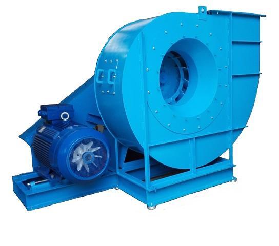 Ventilatori centrifughi a trasmissione costruiti in acciaio al carbonio verniciati o in acciaio INOX. in esecuzione normale, a tenuta, ATEX 3GD.