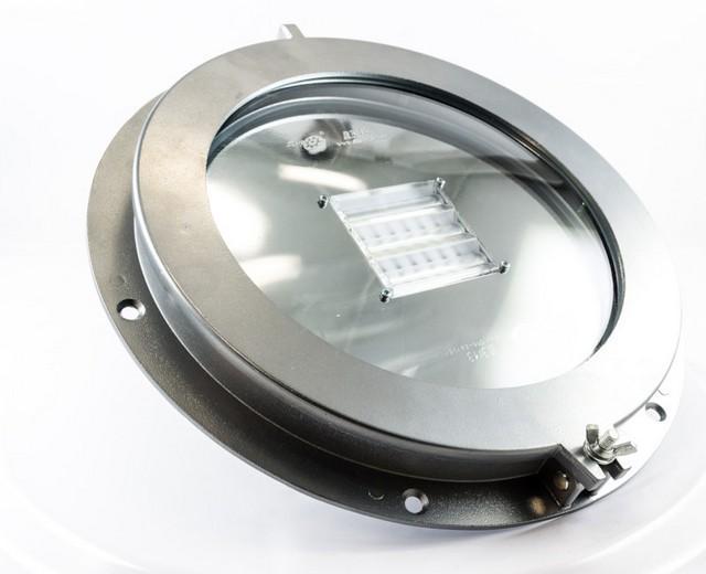 LED buffer-beam lamp BF-8, 9 for locomotives