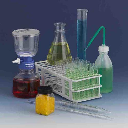 Laborartikel aus Kunststoff