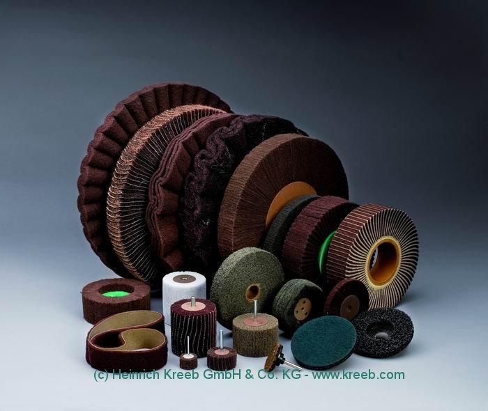 abra-flex Schleifvlieswerkzeuge