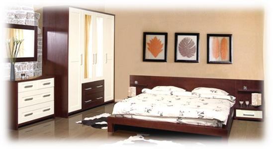 """Altair"" bedroom set"