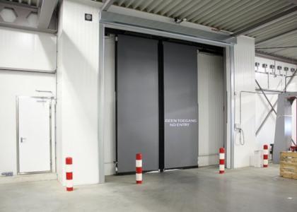 Kühlhaustore
