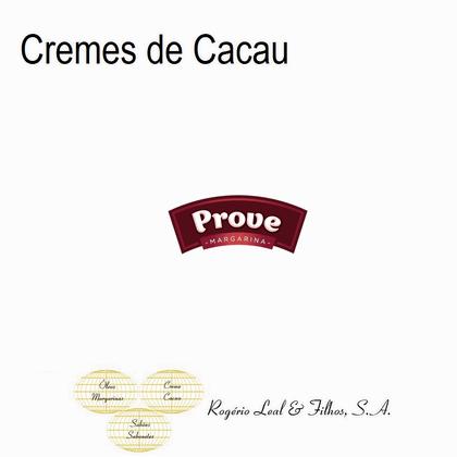 Creams cocoa